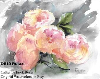 Roses D519