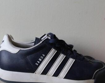"Vintage Adidas ""Somoa"" Womens Sneakers- Size 5.5"