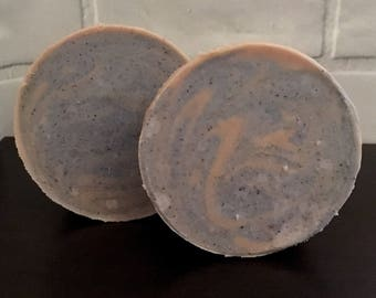 Lavender Cedar Soap, Lavender Soap, Cedar Soap, Essential Oil Soap, Vegan Soap, Handmade Soap, 3.5oz