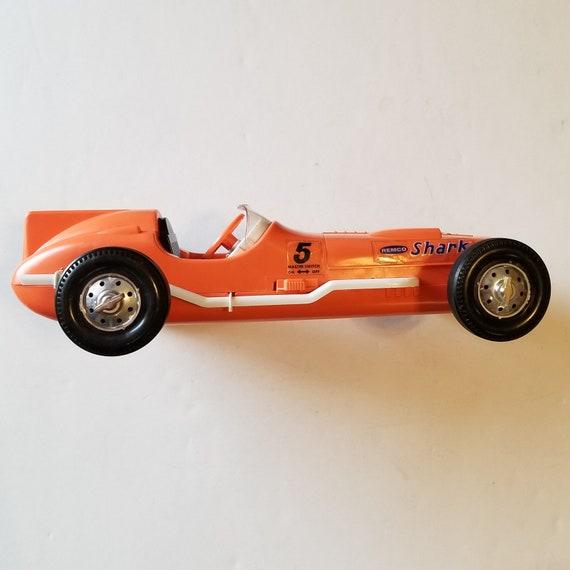 Remco Shark Tether Car Vintage 1961 U Control Indy Racer