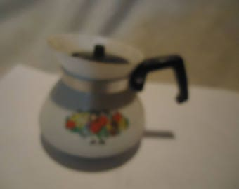 Vintage Plastic Toy Coffee Pot, collectable