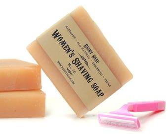 Womens Shaving Soap For Her Shave Soap for Women Gift Mother Mom Gift for Shaving Soap Natural Soap