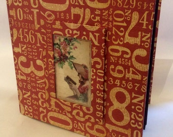 Make your own 12 x 12 Scrapbook