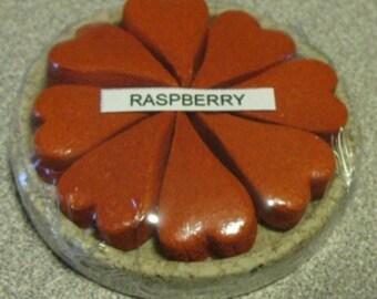 Raspberry Heart Incense