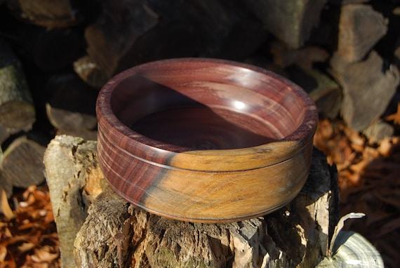 Katalox bowl