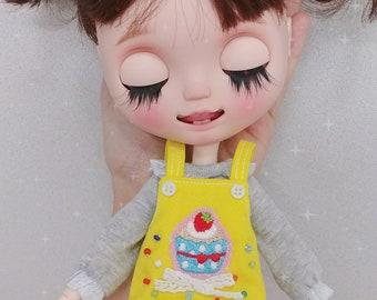 original custom blythe doll ,by msgdoll