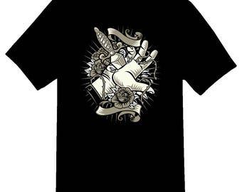 Sacrifice tee shirt 08012016