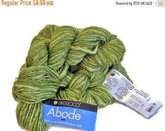 ON SALE Berroco Abode 100 Percent Wool Yarn 1 Skein Sapling 8836