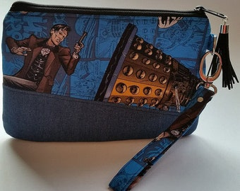 Dr Who Clutch Bag