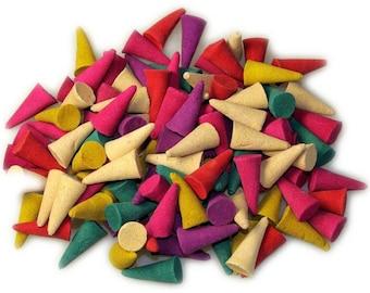 Pack 10 Incense Cones