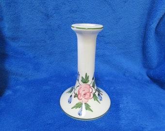 Vintage Porcelain Candle holder Made in Portugal