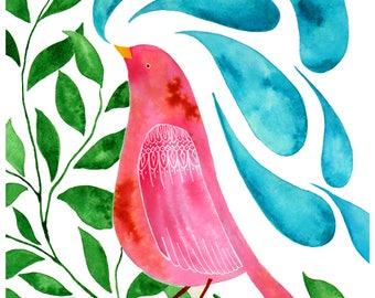 Folk Bird (original)