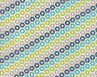 Moda  Fabric - Sunday Supper - Mult - 5654 14 - Cotton fabric by the yard(s)