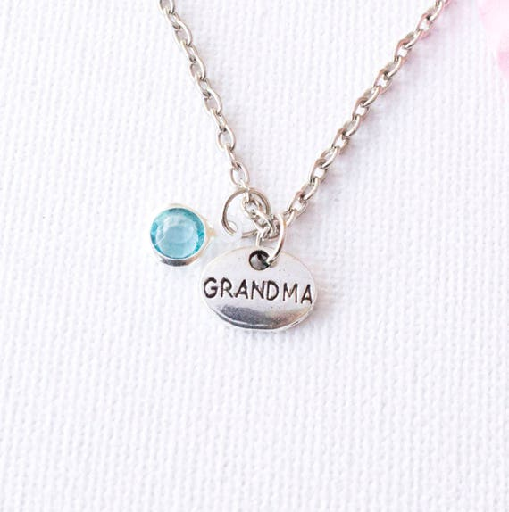 Grandma Necklace