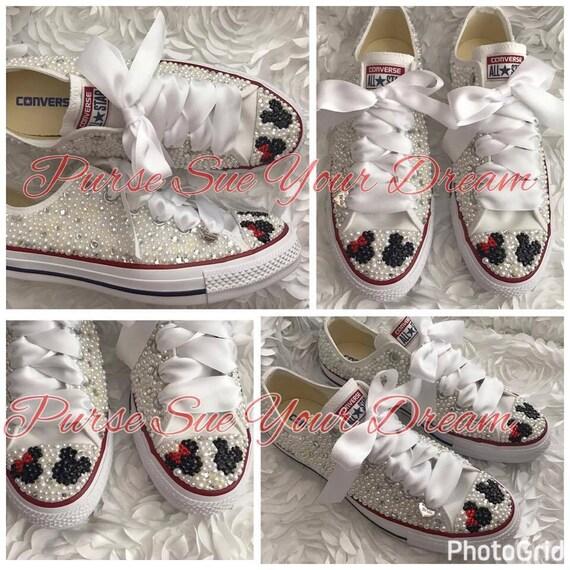 converse disney scarpe
