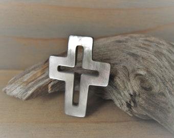 Black Lip Shell Cross Bead Religious Bead Spiritual Bead Item No. 1011