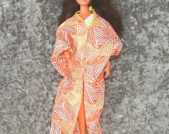 1977 Ideal Suntan Tuesday Taylor Doll Fully Clothed