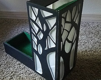Dice Tower Pattern Only