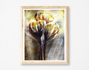 Within Reach Print, Christian Wall Art Decor, Inspirational Images, Religious Gift, God Inspired, Floral Print, Flowers, Holy Spirit, Gifts