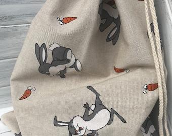 Bag brings all bunnies