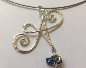 Harmony Sterling Silver Pendant