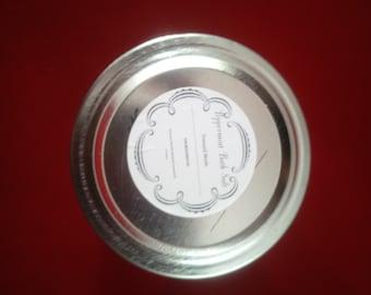Peppermint Bath Salt, Bath Soak.