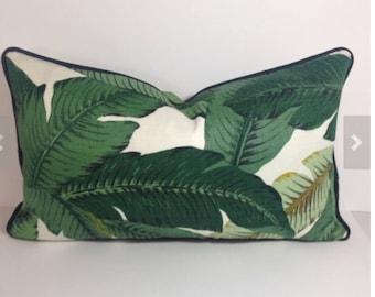 Custom Swaying Palms Pillow Covers for Jordan