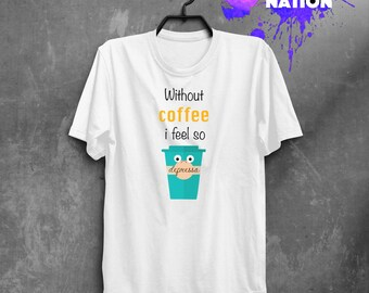 Coffee Shirts Yoga Coffee Shirt Coffee Sign But First Coffee Funny Coffee Shirt Coffee Tshirt Coffee Lover Gift Mom Life Graphic Tee BF3040