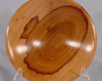 Apple Wood Bowl Turned Wooden Bowl Art Nmber 4614 by Bryan Tyler Nelson is NELSONWOOD