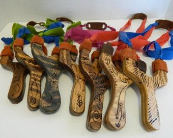 Slingshot, Sling Shot Wood Crafted, Wood Catapult, Wood slingshot