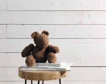 Knitted Heirloom Bear
