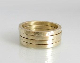 Thin Wedding Ring, Thin Wedding Band, Wedding Ring, Wedding Band, 14k Gold Ring, Yellow Gold Ring, White Gold Ring, Rose Gold Ring, Stacking