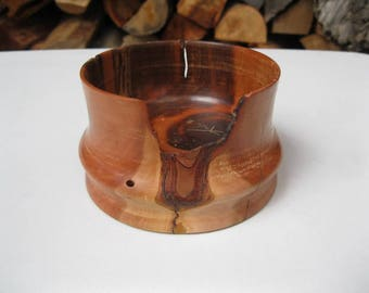 Ironwood bowl