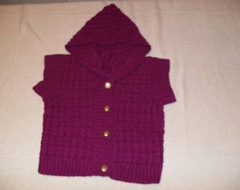 vest girl collection cassie, 4t
