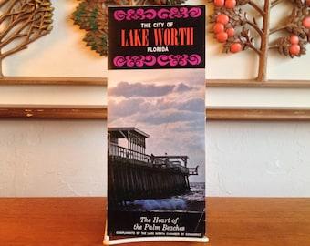 The City Of Lake Worth Florida Brochure