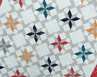 40% OFF SALE - DESERT Sky Quilt Pattern by Sherri McConnell uses Valley collection