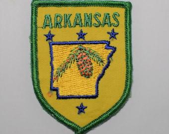 Vintage Arkansas Patch