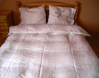 Linen Bedding White Linen  bedding Custom bedding, Natural linen, Bedspread, Linen, Home living, Linen fabric, Bedding linen Bedding set