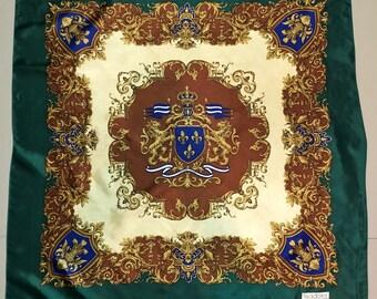 Free shipping Isadora silk scarf