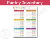 Pantry Food Inventory Pri...