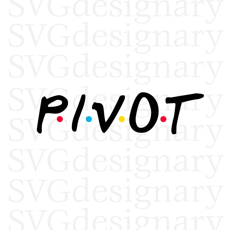 Pivot P.I.V.O.T (Friends TV Show, Couch, funny, Rachel