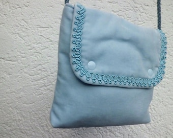 Small shoulder bag ~ VELVET