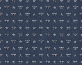 extra15 30% OFF Emily Hayes for Penny Rose Something Blue Bees Navy