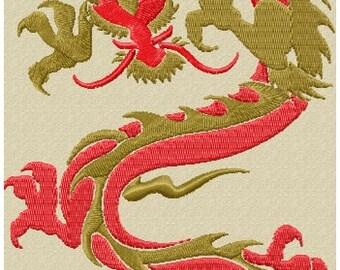 Chinese Dragon 002