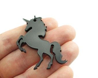 Unicorn Horse Necklace