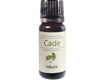 100% Pure Cade Essential Oil 10ml