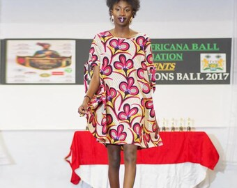 G & T Brand Wondrous Kabbalah Rose Dress