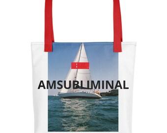 AMsubliminal  2018 summer collection Tote bag