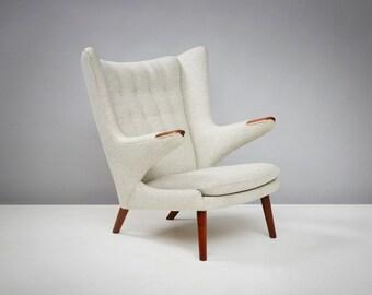 Hans J. Wegner  AP-19 Papa Bear Chair, 1953