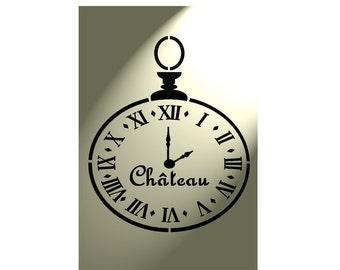 stencil watch